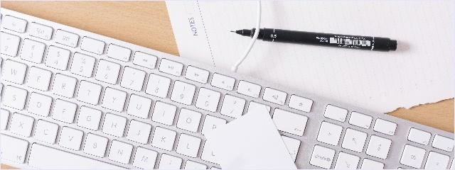 先生の魅力が伝わる、文章作成の5つのポイント ポイント5 漢字とひらがなの割合に気をつける