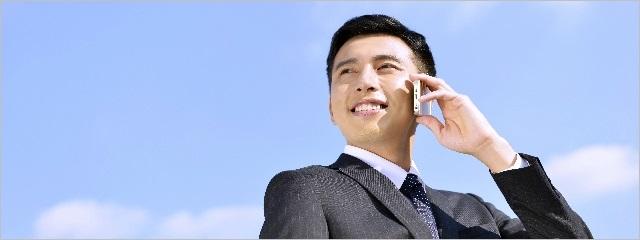 紹介営業のホームページ活用術 3つのポイント ポイント④ 24時間365日連絡がとれる準備をする